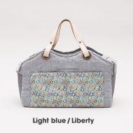 Tote Bag - Linen Floral