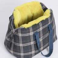 Aspen Furaround Bag - Green Check