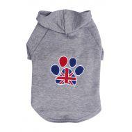 British Paw Hoody