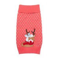 Reindeer Bow Jumper