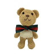 Organic Crochet Bear