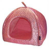Golden Rose Cat Dome Bed