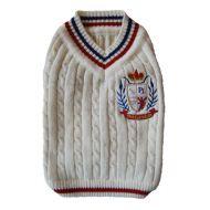 Puppy Crest Sweater XXS