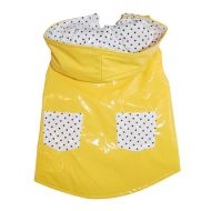 Yellow Polka  Reversible Mac