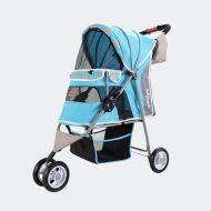 Blue Sugar Pet Stroller