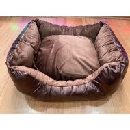 Brown Luxe Bed-60% OFF