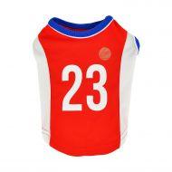 Buzzer Basketball Jersey - Red