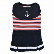 Nautical Dress Navy