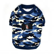Band of Brothers Tee Blue Camo