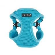Soft Mesh 'C' Harness Aqua