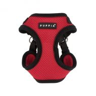 Soft Mesh 'C' Harness Red