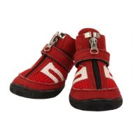 Red Hiker Boots