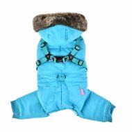 Snowsuit Aqua