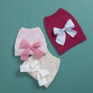 Ribbon Pointelle Cashmere