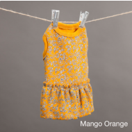 Botanical Dress Mango