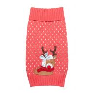 Reindeer Bow Jumper
