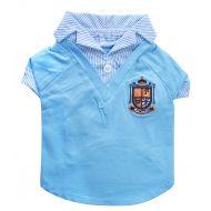 Crest Shirt Blue
