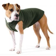Stretch Fleece - Hunter Green
