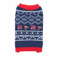 British Bus Knit