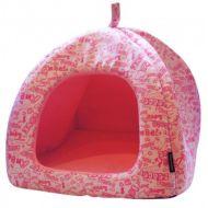 Glitter Love Cat Dome Bed