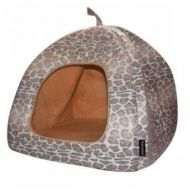 Leopard Cat Dome Bed