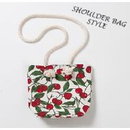 Mommy's Eco Bag- Cherry