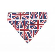 British Bandana Slip On