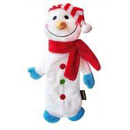 Snowman Bottle Cruncher