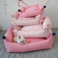 Blush Boom Bed