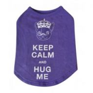 Keep Calm and Hug Me Tee