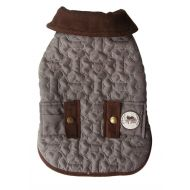 Squirrel Quilted Coat