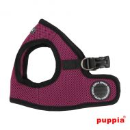Soft Vest Jacket Harness Purple