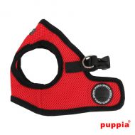 Soft Vest Jacket Harness Red