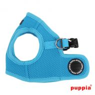 Soft Vest Jacket Harness Aqua