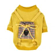 Tommy Pouch Sweater Mustard-60% Off