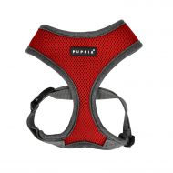 Soft II Mesh Harness A - Red