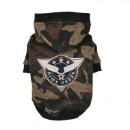 Colonel Knitted Hoodie Camo