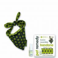 Pet Remedy Luxury Reversible Bandana