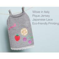 Pique Jersey Print T-shirt