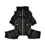 Garnet Ski Suit Black