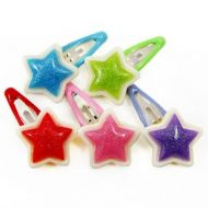 Star Snap Clips