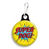 Super Dog Collar Charm