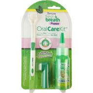Tropiclean Puppy Oral Care Kit
