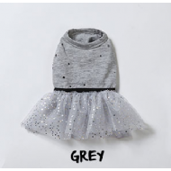 Louisdog Woo Tutu - Grey