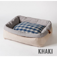 Viva House/Linen Louisdog - Khaki